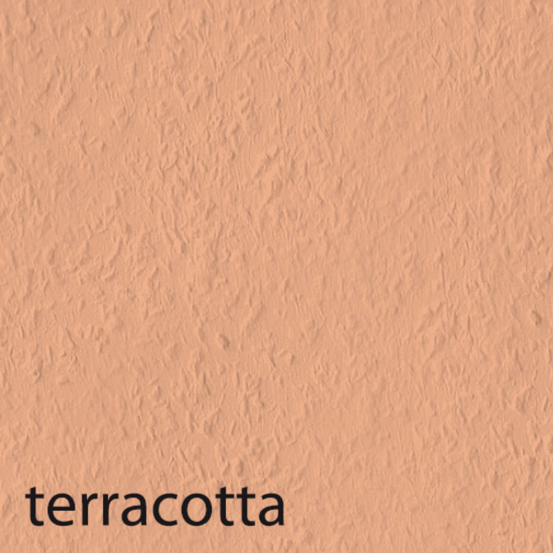 Baufix pastell color terracotta wandfarbe farbe innenfarbe ebay - Wandfarbe terracotta ...